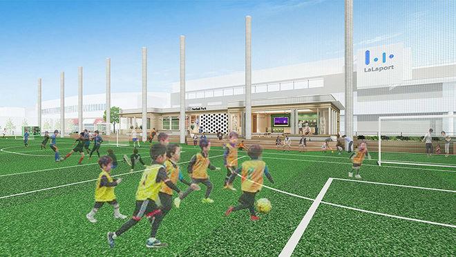 MIFA Football Park 立川   立川市泉町のフットサルコート ミーファ