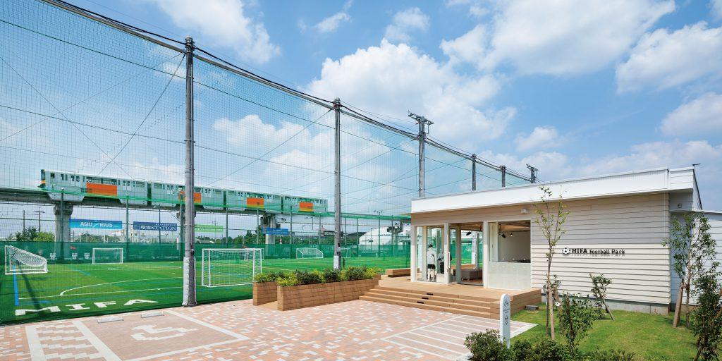 MIFA Football Park 立川 | 立川市泉町のフットサルコート ミーファ